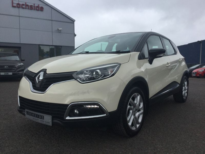 Renault Captur 1 5DCI Dyamique Nav [1 owner Full History] Used