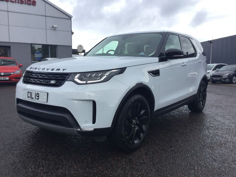 LANDROVER DISCOVERY SD4 2.0 4X4 AUTO HSE [PAN ROOF,CAMERA,HEATED SEATS]