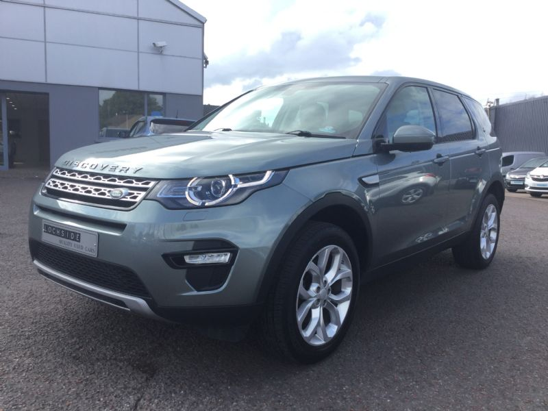 LAND ROVER DISCOVERY SPORT HSE 2.2 [PAN ROOF, LED HEADLIGHTS]