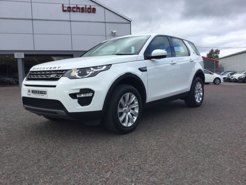 LAND ROVER DISCOVERY SPORT SE TECH 4x4 7 SEATER
