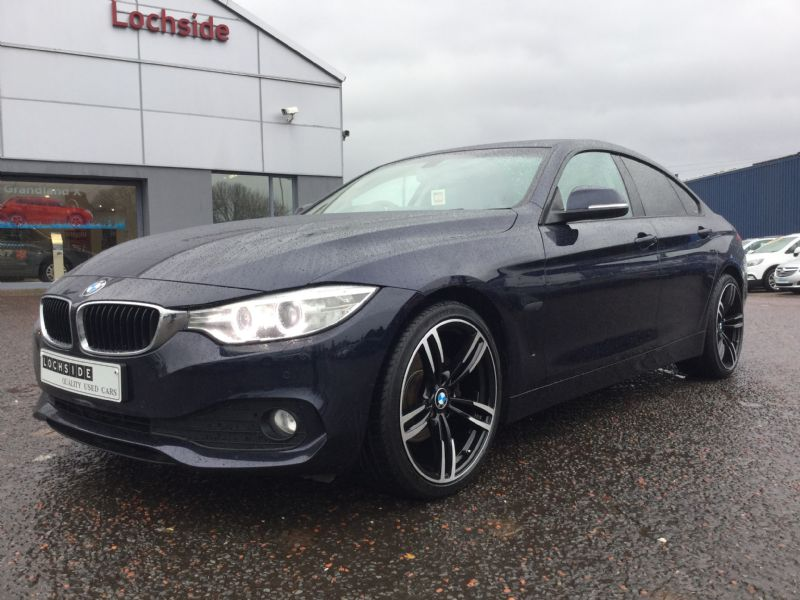 BMW 420D SE GRAN COUPE 5DR (184)