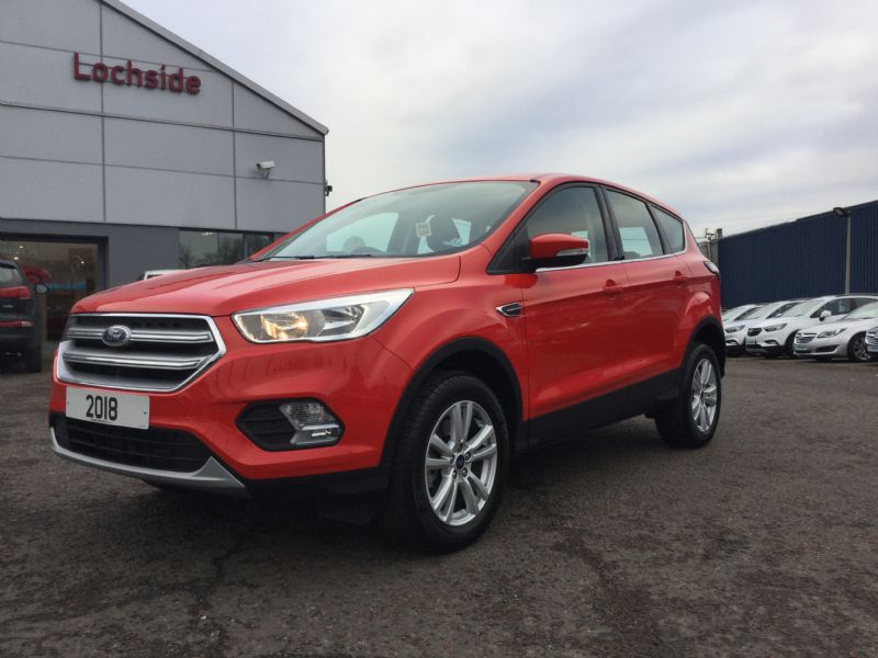 Ford Kuga Zetec 1.5Tdci [ONLY 3000 MILES-WARRANTY UNTIL 2021]