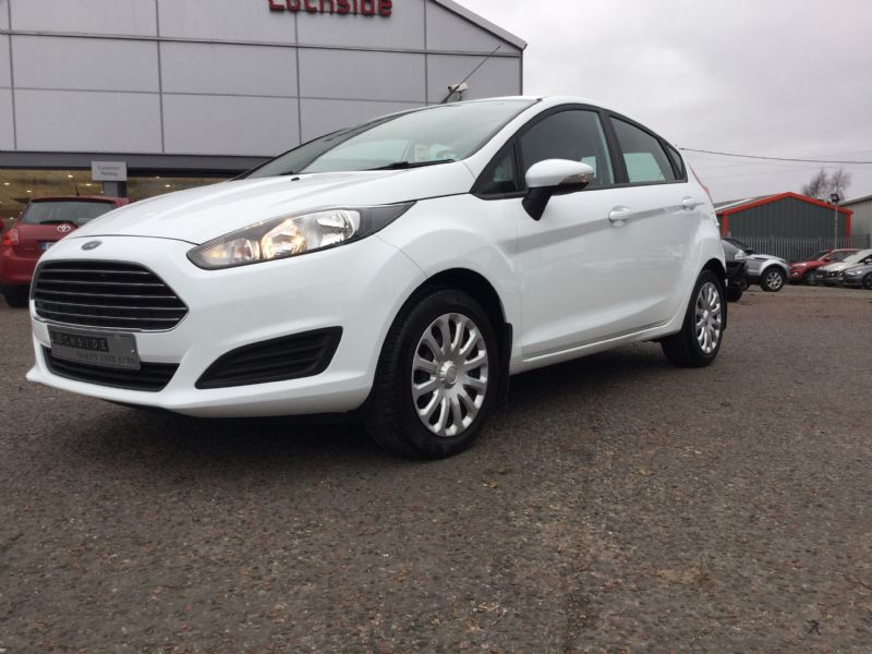 Ford Fiesta Style 1.2 5dr