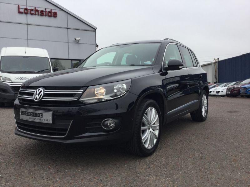 Volkswagen Tiguan 2.0 tdi Match EDITION