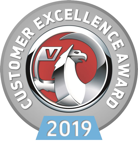 Vauxhall Customer Excellence 2019