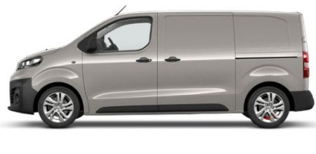 Vauxhall THE NEW VIVARO-E