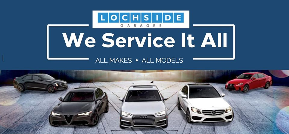 ALL MAKES SERVICING FROM £99